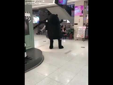 Прикол в торговом центре