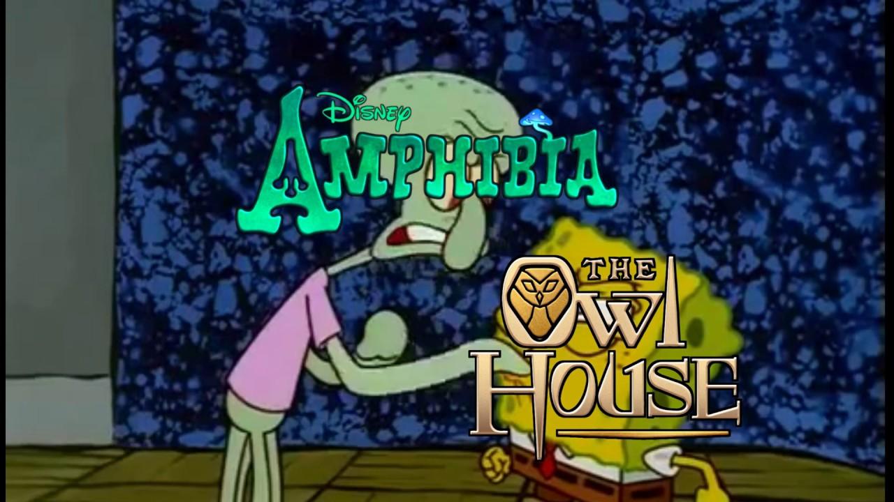 Amphibia vs. The Owl House