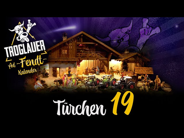 TROGLAUER - Ad-FENDT-Kalender - Türchen 19