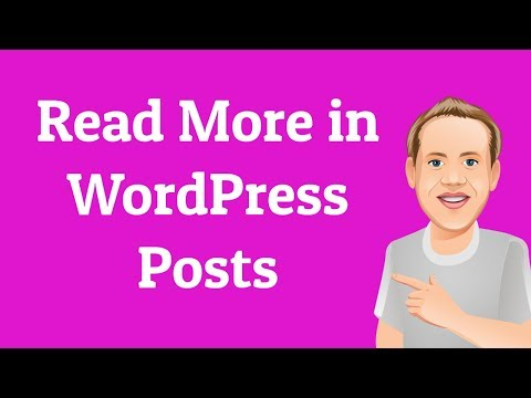 How to Add Read More in WordPress Posts