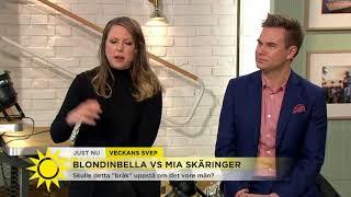 Veckans svep: Mia Skäringer i bråk med Blondinbella, ny moderatledare och 90-talsikonerna som inte å