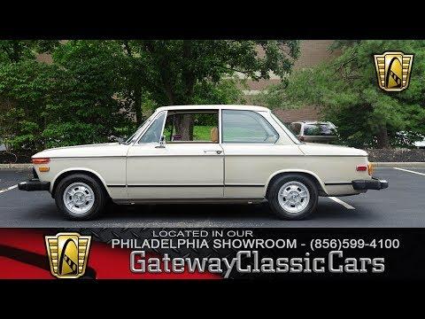 1974 BMW 2002 Tii, Gateway Classic Cars Philadelphia - #144