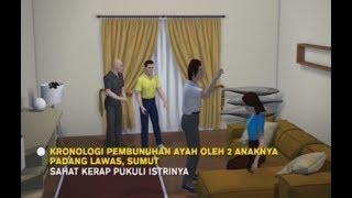 Gambar cover Sakit Hati, Anak Tega Bunuh Ayah Kandung saat Bekerja di Ladang - Police Line 27/02