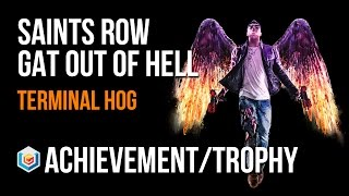 Saints Row Gat Out of Hell Terminal Hog Achievement / Trophy Guide