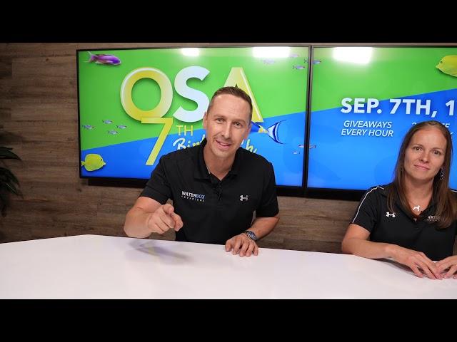 OSA 7th Birthday Bash Sept 7th