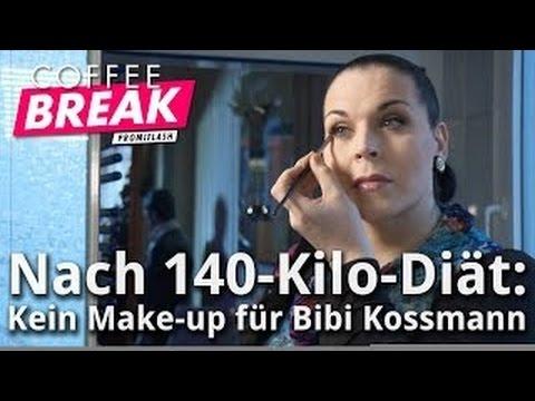 Nach 140 Kilo Diat Kein Make Up Fur Bibi Kossmann Youtube