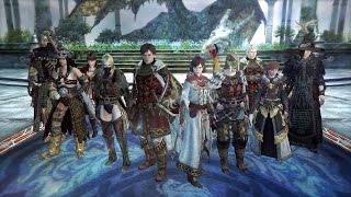Dragon's Dogma Online Launch Trailer