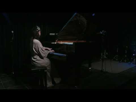 兵頭佐和子 ソロピアノ Fair Wind Played At Lydian 2021/2/19