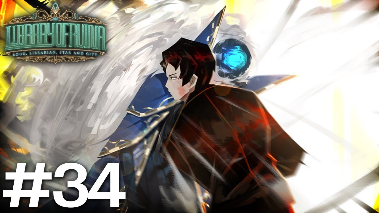 【왈도쿤】 라이브러리 오브 루이나 #34