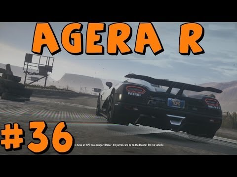Need For Speed Rivals | Xbox One | Part 36 | Koenigsegg Agera R Cop