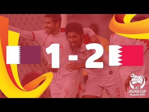 Qatar vs Bahrain: AFC Asian Cup Australia 2015 (Match 22)