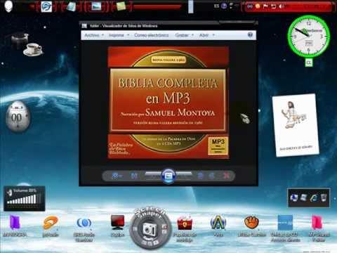 DESCARGA BIBLIA Mp3 NARRADA POR SAMUEL MONTOYA