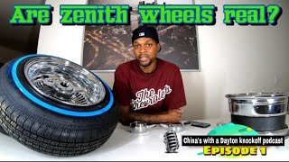 Caliboy Podcast Ep. 1 are Zenith wire wheels real? (hd/4)