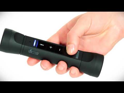 4in1 Bicycle Flashlight with a Bluetooth Speaker, power bank, mp3 2