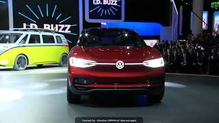 Volkswagen @ IAA 2017  Highlights Press Conference