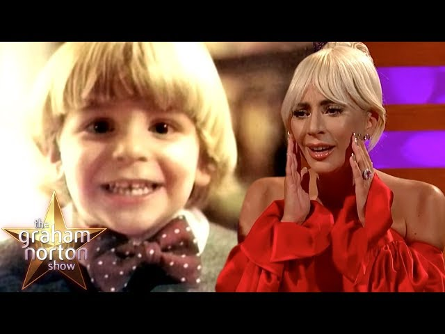 Lady Gaga Can't Handle Bradley Cooper's Baby Photo   The Graham Norton Show
