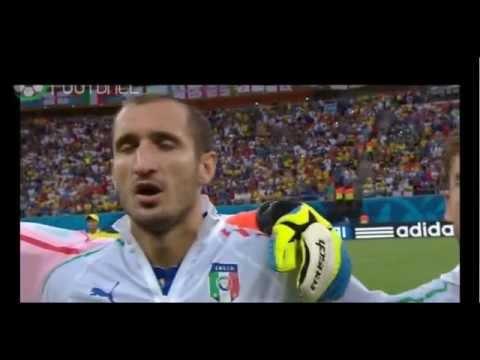 Giorgio Chiellini vs England