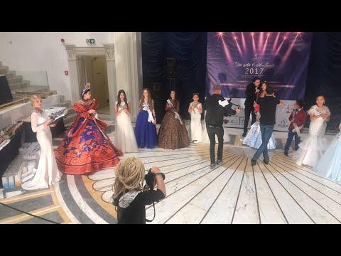 Little Miss & Mr Eurasia 2017 - Final Gala, trao giải thưởng và vương miện