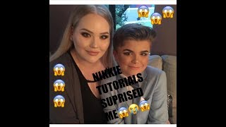 Nikkie Tutorials Suprised Me😱 *not Clickbait*