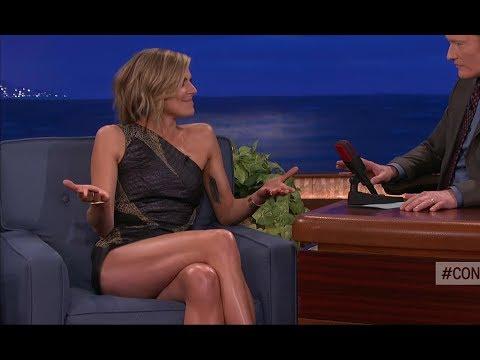 Eliza Coupe  Hot Legs