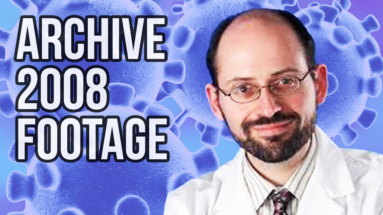 Dr. Greger Told Us About Coronavirus Risk In 2008