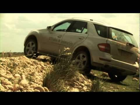 Primer Mercedes-Benz Off Road GLK Y ML Colombia 2011