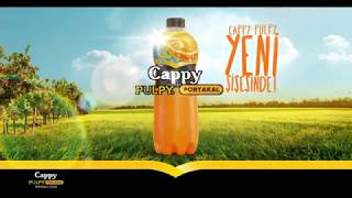 Cappy Pulpy Yeni Reklam (2017)