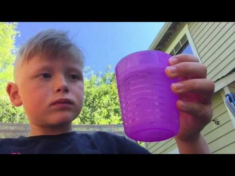 Science: Gravity goo how to make and review