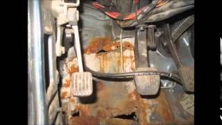 Кузовной ремонт Mercedes-benz, w202  (часть №1)(, 2015-05-10T13:02:11.000Z)