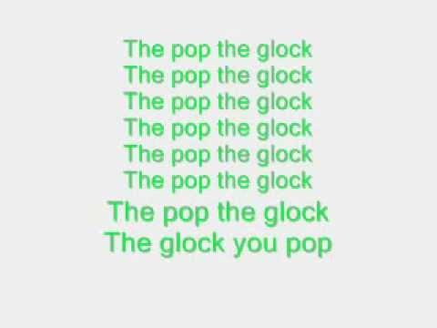Uffie - Pop The Glock (LYRICS)