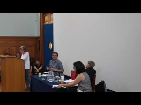 CAPPE   Giving Life To Politics   Adriana Cavarero, Bonnie Honig, & Judith Butler