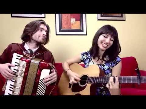 JACK JOHNSON-BELLE/BANANA PANCAKES  Cover by Katie Ferrara feat. Jesse David Corti
