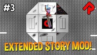 NOVABOT FACILITY Mission: Amazing Flight Tech Boss Drop! | STARBOUND Extended Story Mod ep 3