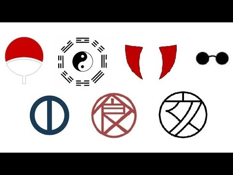 Naruto Shippuuden Top 10 Strongest Clans In Konoha Youtube