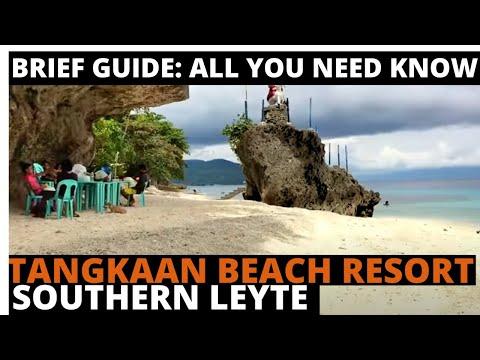 [LEYTE  TRAVEL GUIDE] Tangkaan Beach Resort | Padre Burgos, Southern Leyte | Eastern Visayas