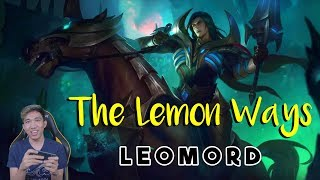 GAMEPLAY HERO LEOMORD | MOBILE LEGENDS