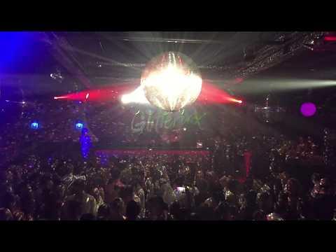 Glitterbox Space Ibiza party