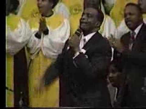 Bishop David L. Ellis -  Prayer Will Fix It