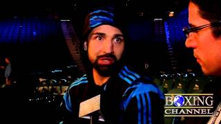 "Paulie Malignaggi ""Pacquiao is a sore loser, he didnt have a injured shoulder"""