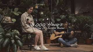 10,000 Hours - Acoustic cover(Sean lew feat.H.Y.)