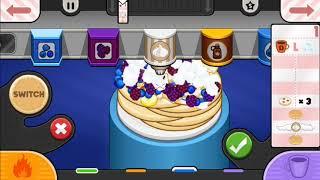 Papa's Pancakeria To Go! Worse Pancake Ever