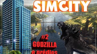 SIMCITY #2 Godzilla! e predios