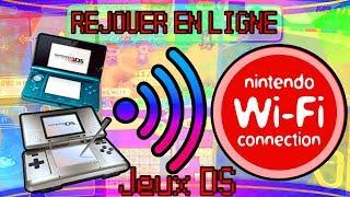 🌐(RE) JOUER à des jeux Nintendo DS en LIGNE 📶(Même si les serveurs officiels sont fermés) Tutoriel