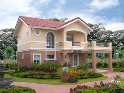 สีทาบ้านภายในสีชมพู บ้านชั้นเดียวสีสวย