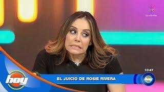 Rosie Rivera, ¿en problemas con los jueces de 'Mira Quién Baila'? | Hoy