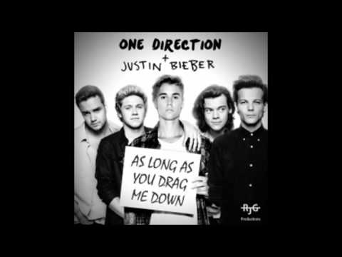 текст песни as long as you love me justin bieber. Трек One Direction ft.Justin Bieber - Drag me down & As long as you love me mashup в mp3 256kbps