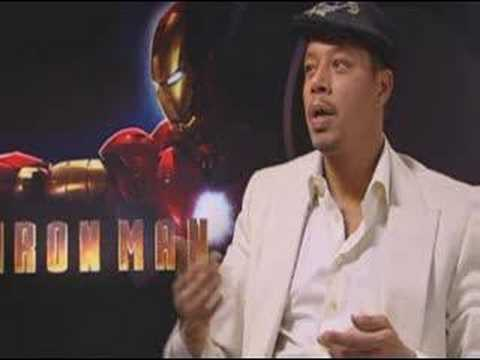 Terrence Howard talks Iron Man & War Machine (James Rhodes) played by Don Cheadle in Iron Man 2