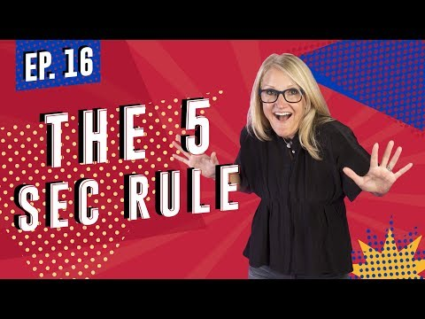 Super Charge Your Life in 5-4-3-2-1 w/ Mel Robbins | The Sheroic Podcast