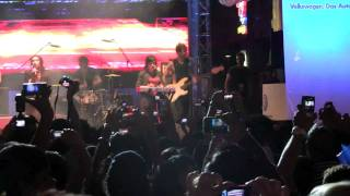 The Veronicas - Untouched (Live at Bukit Bintang)