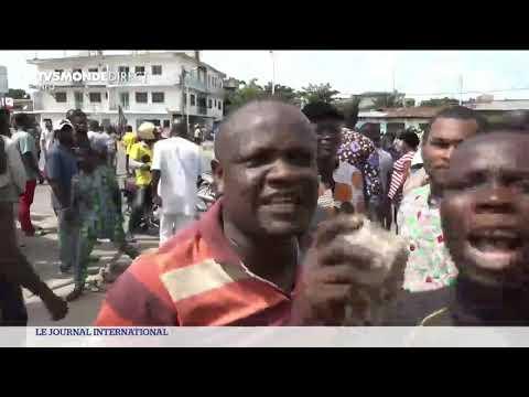 Cotonou: calme précaire